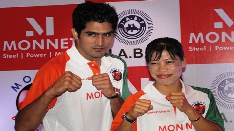 Tokyo Olympics साठी भारतीय बॉक्सर सज्ज, 'या' खेळाडूंकडून पदक मिळवण्याची सर्वाधिक आशा   Indian Boxers Ready For Tokyo Olympics Thi Top Indians Could Win medal For India
