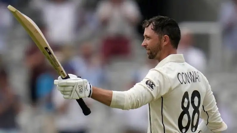 Devon Conway break Sourav Ganguly record Debut hundred at Lords new Zealand vs England match