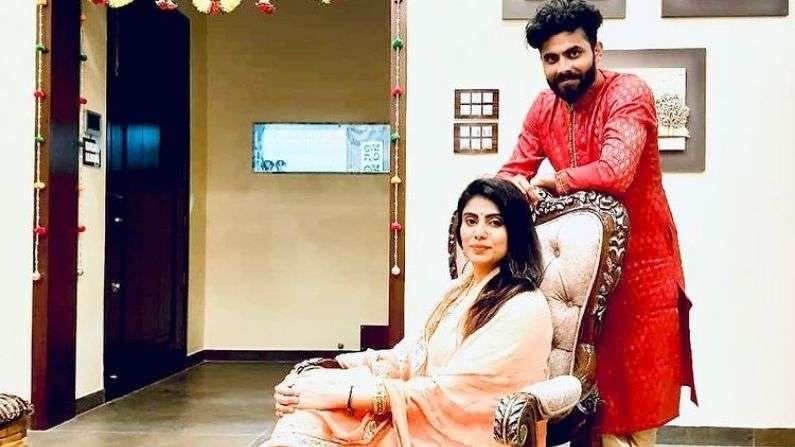 Rivaba-Jadeja-and-his-wife-1