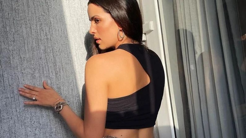 Hardik Pandya Wife Natasa Stankovic hot PhotoShoot