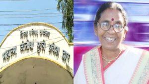 Akola Zilla Parishad Pratibhatai Bhojane resigned