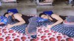 SLEEPING BOY VIRAL VIDEO