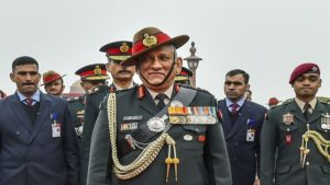 After Galwan clash Ladakh faceoffs Chinese Army realised it needs to be better trained CDS Rawat