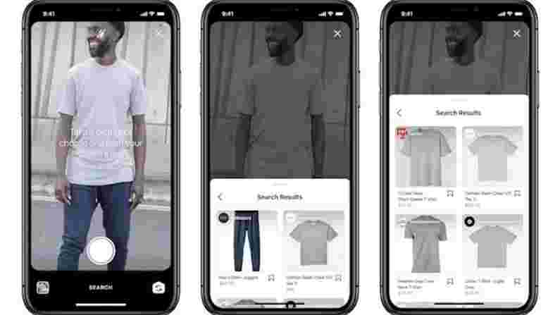 Shopping on Instagram will be even easier;  Work on Facebook's visual search continues