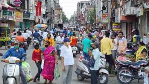 Sangli District Collector warn If the positivity rate increases will again impose strict restrictions