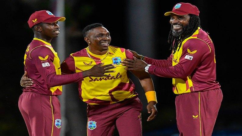 West Indies t20 संघात दिग्गज खेळाडूंचे पुनरागमन, दक्षिण आफ्रिकेविरोधात कसोटी पराभवाचा बदला घेण्यासाठी सज्ज
