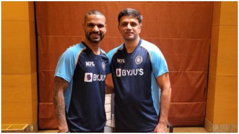 Shikhar Dhawan become 5th indian Who made Captaincy Debute Srilanka