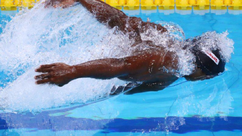 Tokyo Olympics मध्ये आणखी एका भारतीय जलतरणपटूची वर्णी, इतिहासांत पहिल्यांदाच आला 'हा' योग