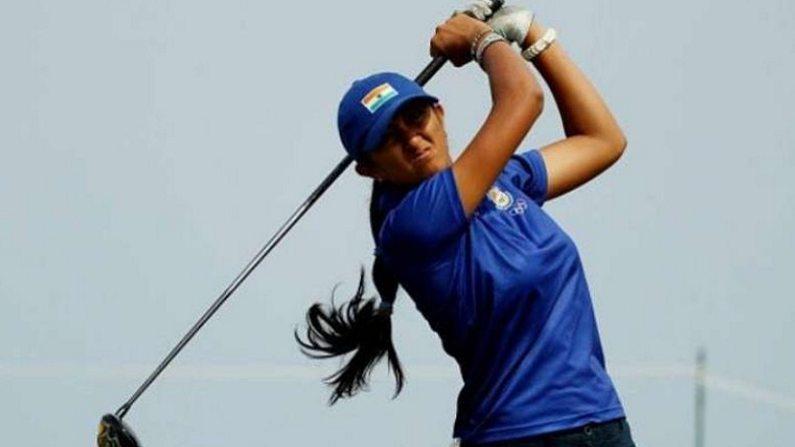 Tokyo Olympics मध्ये भारतीय महिला गॉल्फरची वर्णी, सलग दुसऱ्यांदा मिळवलं ऑलम्पिकचं तिकीट