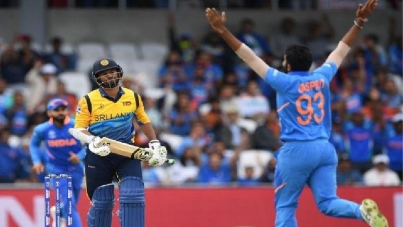 भारत-श्रीलंका दौऱ्यापूर्वी वादाला तोंड, पाच खेळाडूंचा खेळण्यास नकार