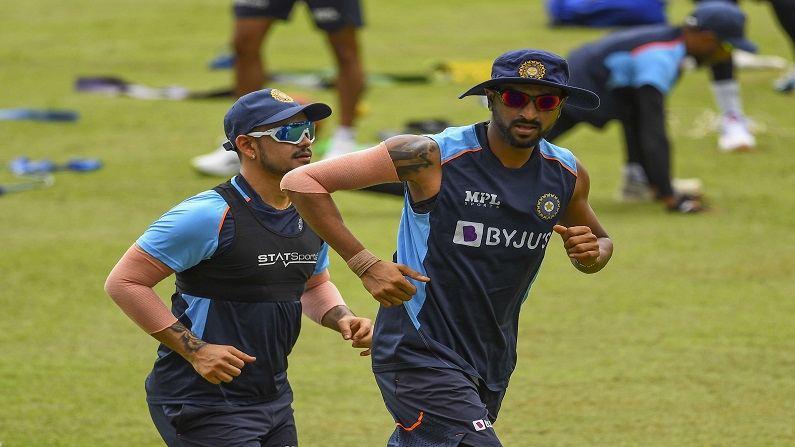 Photo : श्रीलंका सर करण्यासाठी टीम इंडियाची प्रॅक्टिस जोमात सुरु, बीसीसीआयने शेअर केले सरावाचे फोटो   BCCI Shares A Photo of the Team India Practising at Sri Lanka Tour