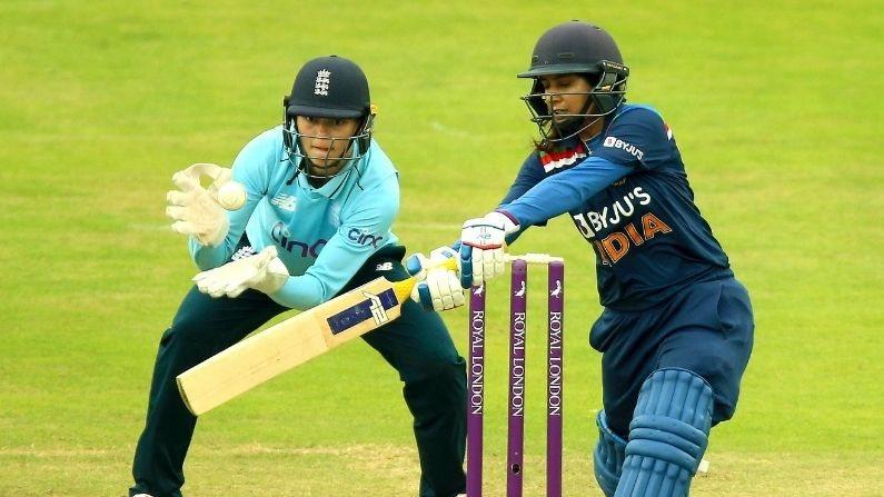 Mithali Raj Against England