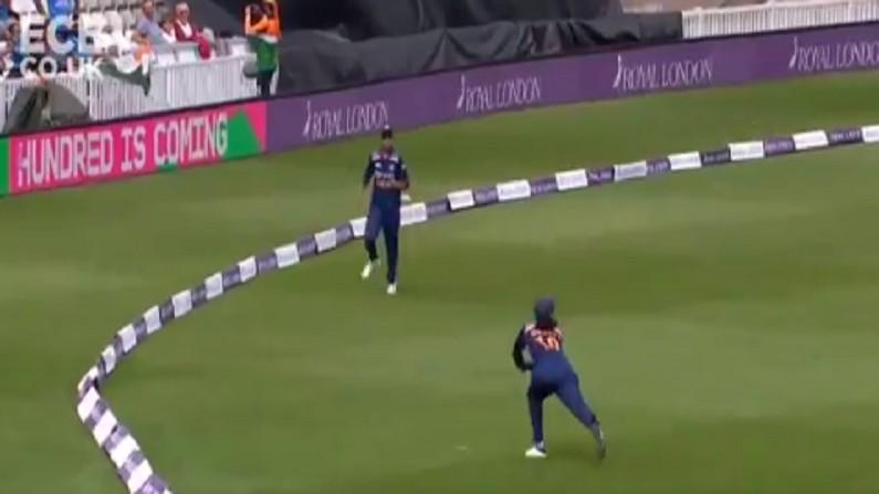 Video : इंग्लंड विरुद्धच्या सामन्यात स्मृतीने झेप घेत टिपला अप्रतिम झेल, व्हिडीओ पाहून क्रिकेटप्रेमी खुश