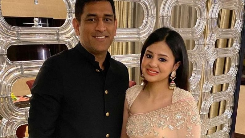 M s Dhoni wife