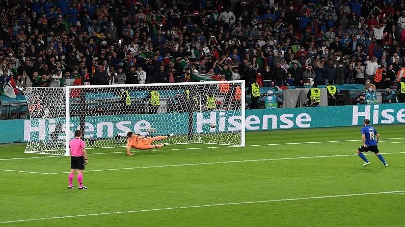Euro 2020 : 13 वर्षांपूर्वीचा बदला घेत इटलीची स्पेनवर मात, अंतिम सामन्यात इटली दिमाखात दाखल