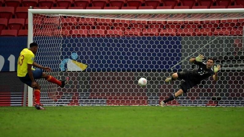 Copa America 2021 : फायनलमध्ये मेस्सी आणि नेमार आमने-सामने, कोलंबियाला मात देत अर्जेंटीना अंतिम सामन्यात दाखल